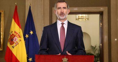 El Gobierno teme que el Rey intervenga con motivo de la felicitación por la operación Balmis