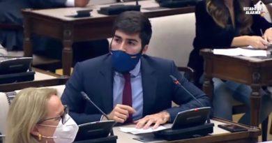 """Mariscal sobre Iglesias: """"Como no quieren que le llame Marqués de Galapagar le llamaré el hijo de un terrorista"""""""