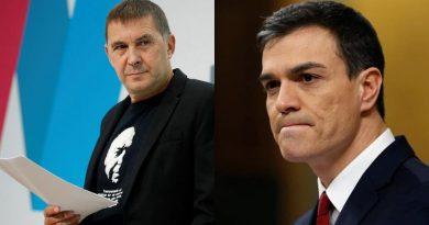 Sánchez pacta los Presupuestos con los herederos de ETA