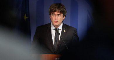 El prófugo Puigdemont es detenido en Cerdeña por orden del Tribunal Supremo