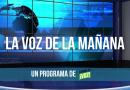 España es Voz estrena su nuevo programa de radio «La voz de la mañana»